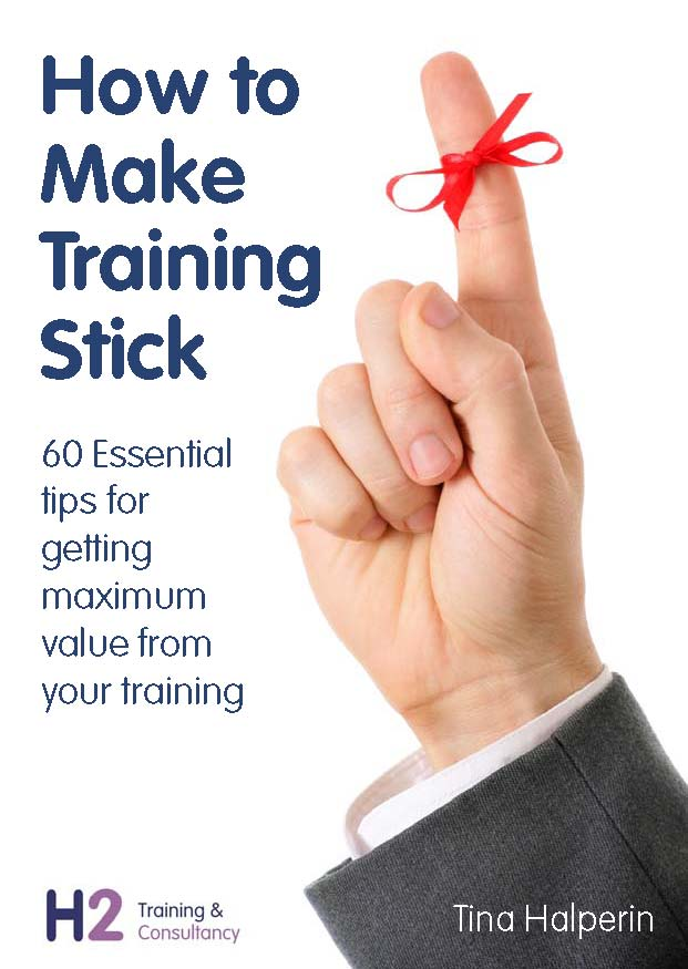 H2: How to Make Training Stick eBook cover